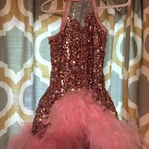 Beautiful dance/Pageant dress